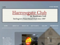 harrowgateclubandinstituteltd.co.uk