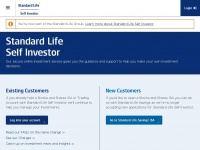 standardlifeselfinvestor.co.uk
