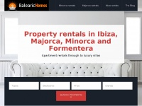 Balearichomes.co.uk