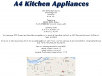 a4kitchenappliances.co.uk