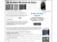 a6shuttersanddoors.co.uk