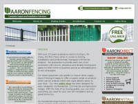 aaronfencing.co.uk