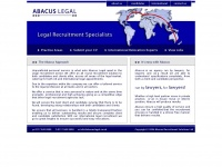 Abacuslegal.co.uk