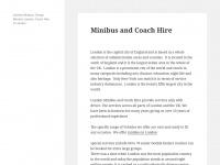 Bookminibuscoachhireinlondon.co.uk