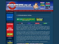 bookmakers.me.uk