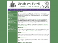 booksonbowls.co.uk