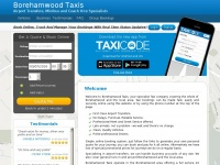 borehamwoodtaxis.co.uk