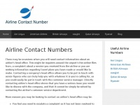 airlinecontactnumber.co.uk