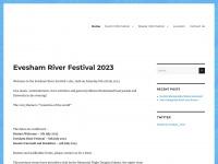 Theeveshamriverfestival.uk