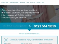 personalinjuryclaimsbirmingham.co.uk