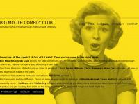 Bigmouthcomedy.co.uk
