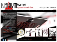 libriumgamesltd.co.uk