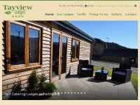 tayviewlodges.co.uk