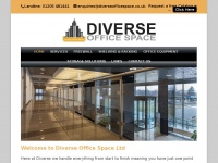 diverseofficespace.co.uk