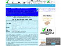 medway11plus.co.uk
