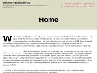 Buckinghorses.co.uk