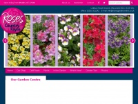 rosesgardencentre.co.uk