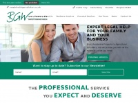 Bgw-solicitors.co.uk
