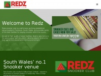 redzsnookerclub.co.uk
