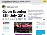 bostonhighschool.co.uk