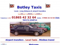 botleytaxis.co.uk