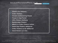 bouquetfloristsheffield.co.uk