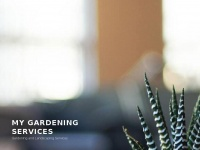 mygardeningservices.co.uk