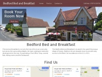 bedfordbedandbreakfast.co.uk