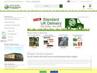 simplygardenspares.co.uk