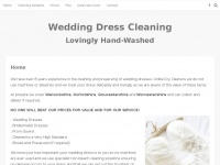 Wedding-dress-cleaning.co.uk