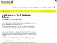 self-exclusion.co.uk