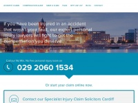 personalinjuryclaimscardiff.co.uk