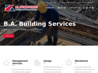 Babuildingservices.co.uk