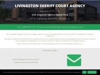 livingstonsheriffcourtagency.co.uk