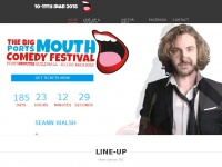 Bigmouthcomedyfestival.co.uk
