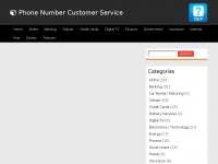 Phonenumbercustomerservice.co.uk