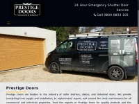 prestigerollershutters.co.uk