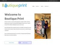 boutiqueprint.co.uk