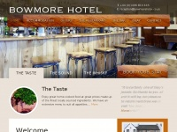 bowmorehotel.co.uk