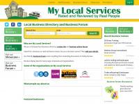 mylocalservices.co.uk