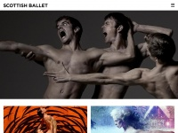 scottishballet.co.uk