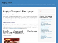 cheapest-mortgage-payment-protection.co.uk