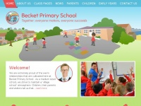 Becketprimary.co.uk