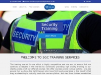 sgctrainingservices.co.uk