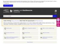 lewes-eastbourne.gov.uk