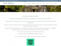 Beckallansguesthouse.co.uk
