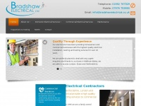 bradshawelectrical.co.uk