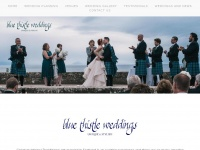bluethistleweddingnews.co.uk