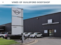 vinesbodyshop.co.uk