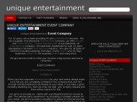 uniqueentertainment.co.uk